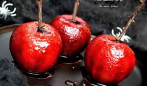 Pommes d'amour ou de sorcière