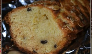 Gâteau de santé aux raisins secs
