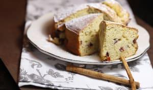 Gâteau grand-mère aux épices et aux prunes