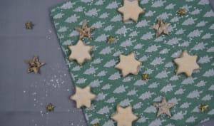 Zimsterne ou les étoiles à la cannelle