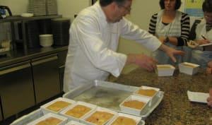 Foie gras mi-cuit avec le chef Jean Plouzennec