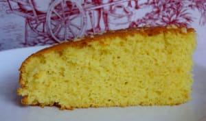 Gâteau chypriote aux oranges et huile d'olive