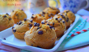 Cookies muffins facile