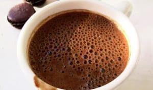 Chocolat chaud à l'ancienne et piment d'Espelette