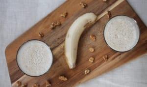 Smoothie banane & vanille