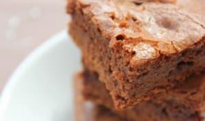 LE brownie parfait