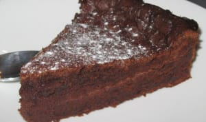 Moelleux au chocolat facile