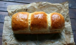 Brioche au sirop d'agave extra moelleuse