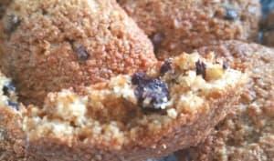 Cookies manioc et chocolat noir