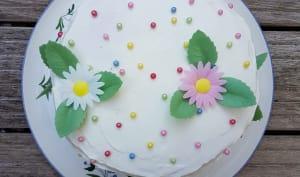 Rainbow cake façon Piñata