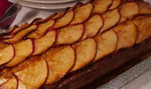Cake aux pommes ultra moelleux