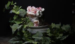 Naked cake au thé earl grey