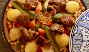 Couscous Tunisien