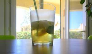 Hugo cocktail italien