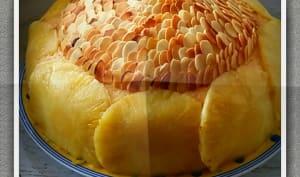 Ananas bourdaloue