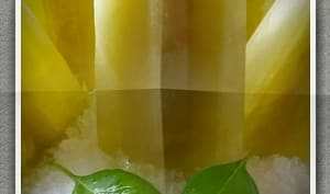 Esquimaux citron et basilic