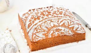 Cake au praliné