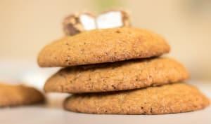 Cookies au marshmallow