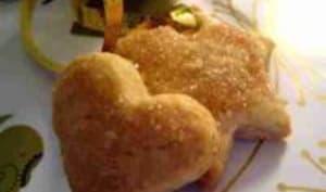 Biscuits de Noël à l'Orange