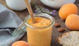 Beurre d'abricots à la cardamome