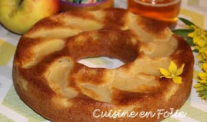 Gâteau au cidre