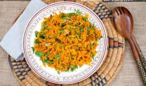 Zaalouk de carottes
