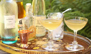 Cocktail 'Hummingbird'