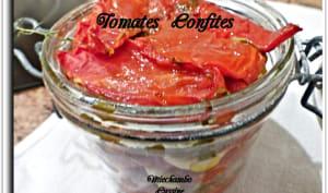 Tomates séchées confites