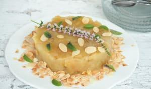 Dessert express aux pommes