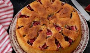 Gâteau figue amande