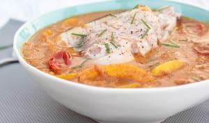 Espadon au curry