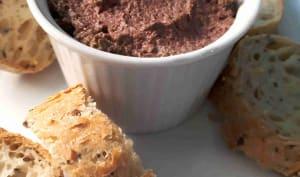 Crème de foies de volailles