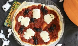 Pizza d'Halloween