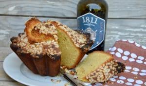 Pastis des Pyrénées au pastis
