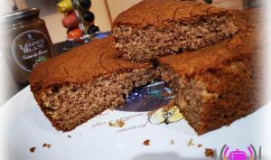 Gâteau à la crème de marron et huile d'olive