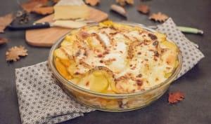Les mille et une vie du gratin de pommes de terre