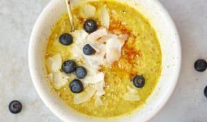 Golden porridge