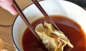 Sauces pour dumplings, rouleaux de printemps ...