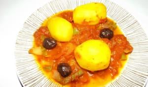Pommes de terre à la provençale