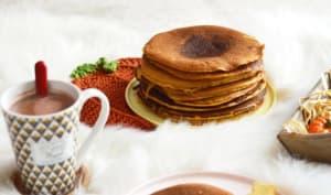 Pancakes à la citrouille