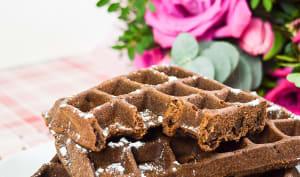 Gaufres-brownies