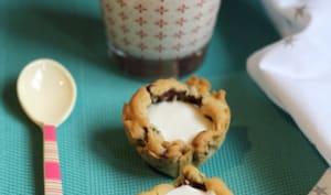 Cookies cup au skyr