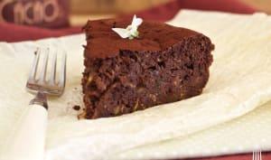 Moelleux au chocolat et courgette