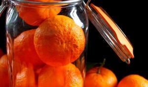 Rhum arrangé mandarine