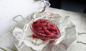 Confiture de fraises entières traditionnelles
