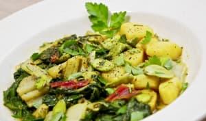 6 légumes de saison