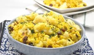 Curry par ci, curry par là...
