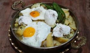 Ragoût de pommes de terre au citron
