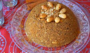 Sellou Sfouf marocain