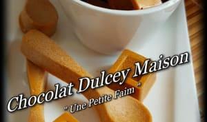 Chocolat dulcey maison